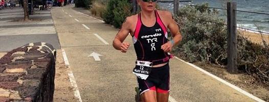 Ironman Melbourne: G,B,U!